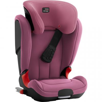 Автокресло Britax Romer Kidfix XP Black Series (wine rose) автокресло britax romer kidfix xp sict black series wine rose