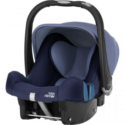 все цены на Автокресло Britax Romer Baby-Safe Plus SHR II (moonlight blue)