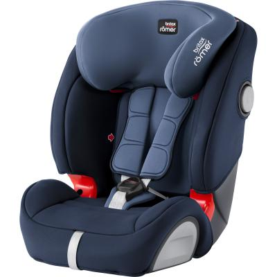 Автокресло Britax Romer Evolva 1-2-3 SL SICT (moonlight blue) автокресло britax romer kidfix sl moonlight blue