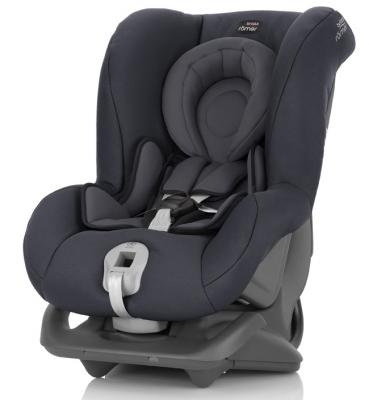Автокресло Britax Romer First Class Plus (storm grey trendline) оптический диск dvd rw диск verbatim 4 7gb 4x 5шт slim case color 43297