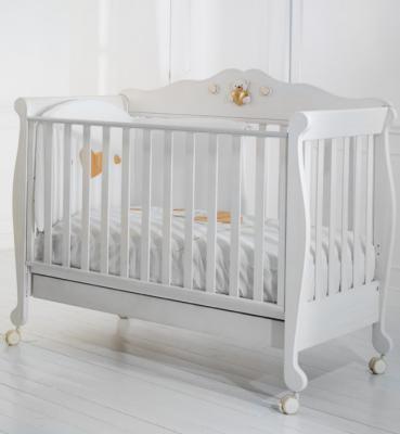 Кровать-диван Baby Expert Gustavo (белый) кровать baby expert кровать baby expert abbracci by trudi крем