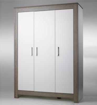 Фото - Шкаф трехстворчатый Geuther Marlene (белый/серый) шкаф трехстворчатый лиса