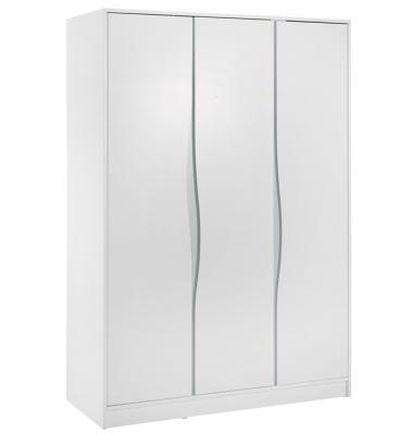 Шкаф трехстворчатый Geuther Wave (белый/пастель) шкаф трехстворчатый geuther marlene белый серый
