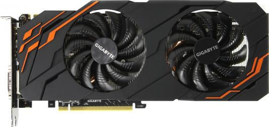 Видеокарта GigaByte GeForce GTX 1070 Ti GeForce GTX 1070 Ti WINDFORCE 8G PCI-E 8192Mb 256 Bit Retail (GV-N107TWF2-8GD) sandisk microsd 16gb class 4 sd адаптер sdsdqm 016g b35a