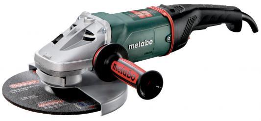 Углошлифовальная машина Metabo WE22-230MVTQuick 230 мм 2200 Вт 606465000 угловая шлифмашина metabo we 22 230 mvt 606464000