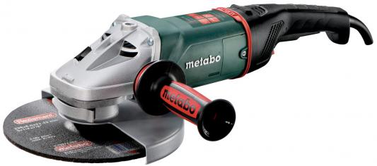 Углошлифовальная машина Metabo WE 24-230 MVT Quick 230 мм 2400 Вт 606470000 8000 lumens flashlight 5 mode cree xm l t6 led flashlight zoomable focus torch by 1 18650 battery or 3 aaa battery