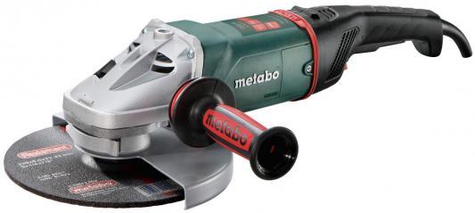 Углошлифовальная машина Metabo WEA 26-230 MVT Quick 230 мм 2600 Вт 606476000 угловая шлифмашина metabo we26 230mvtquick606475000