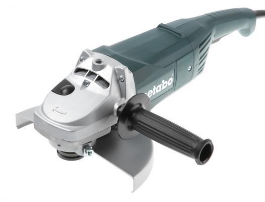 Углошлифовальная машина Metabo WX2200-230 230 мм 2200 Вт 600397000 углошлифовальная машина metabo w26 230