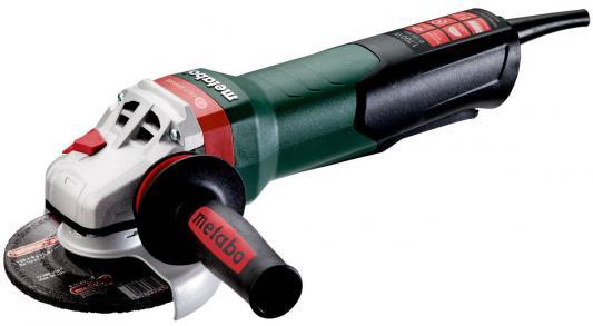 Углошлифовальная машина Metabo WEPBA17-125Quick 125 мм 1700 Вт 600548000 углошлифовальная машина metabo we17 125