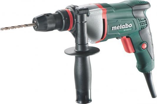 Дрель Metabo BE500/10 500Вт 600353000 дрель metabo be 75 16 600580000