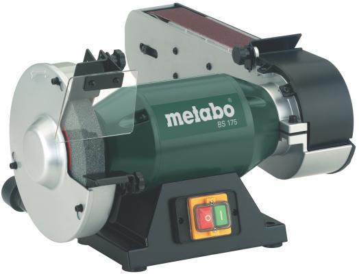 Станок точильный Metabo BS 175 станок циркулярный metabo bks 450 plus 5 5 dnb 104605000