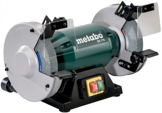 Станок точильный Metabo DS 175 станок точильный metabo ds 150 619150000