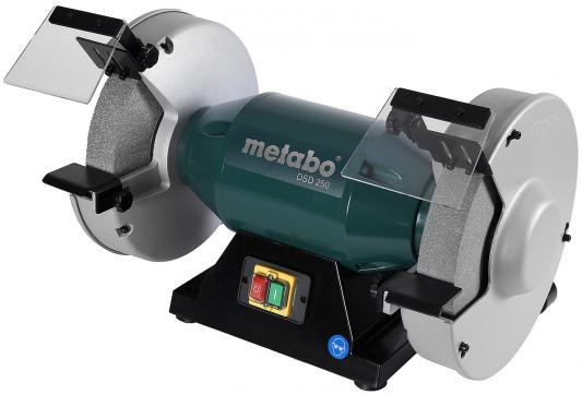 Станок точильный Metabo DSD 250 metabo 425 turbotec