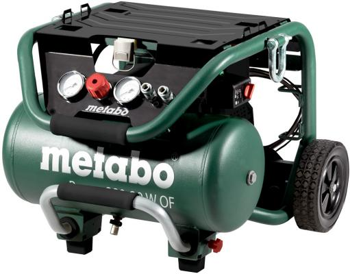 Компрессор Metabo Power 280-20 W OF 1,8кВт компрессор metabo power 250 10 w of 601544000