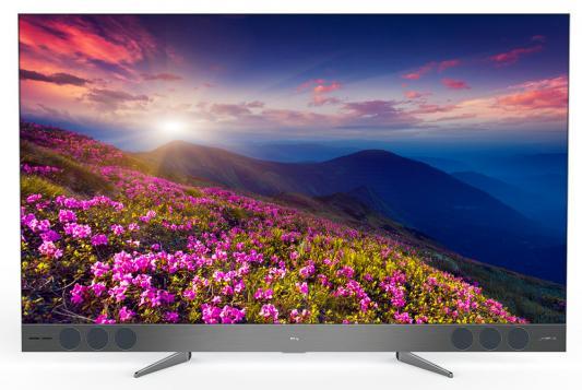 """все цены на Телевизор LED TCL 65"""" L65X2US Slim Design черный/Ultra HD/60Hz/DVB-T/DVB-T2/DVB-C/DVB-S/DVB-S2/USB/WiFi/Smart TV (RUS) онлайн"""