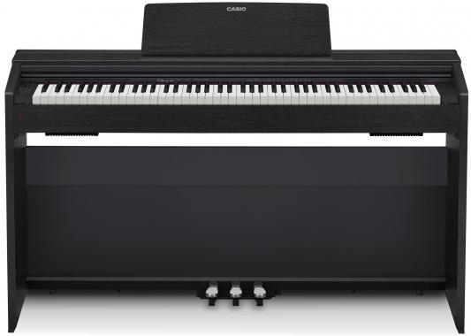 Цифровое фортепиано CASIO Privia PX-870BK 88 клавиш чёрный