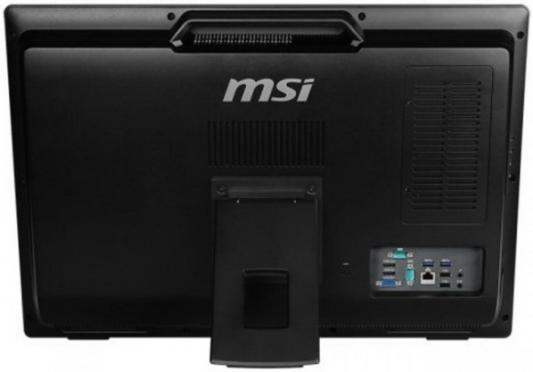"Моноблок 23.6"" MSI Pro 24T 4BW-023RU 1920 x 1080 Multi Touch Intel Pentium-N3710 4Gb 1Tb Intel HD Graphics 405 DOS черный 9S6-AE9211-023"