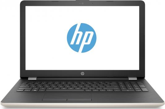 Ноутбук HP 15-bs625ur 15.6 1920x1080 Intel Core i3-6006U 2YL15EA ноутбук hp 15 bs027ur 1zj93ea core i3 6006u 4gb 500gb 15 6 dvd dos black