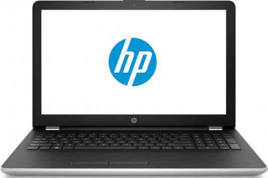 Ноутбук HP 15-bs512ur 15.6 1920x1080 Intel Core i3-6006U 2GF17EA ноутбук hp 15 bs027ur 1zj93ea core i3 6006u 4gb 500gb 15 6 dvd dos black