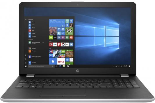Ноутбук HP 15-bs513ur 15.6 1920x1080 Intel Core i3-6006U 2GF18EA ноутбук hp 15 bs027ur 1zj93ea core i3 6006u 4gb 500gb 15 6 dvd dos black