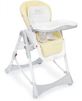 Стульчик для кормления Happy Baby William (cream) стульчик для кормления happy baby william v2 бежевый