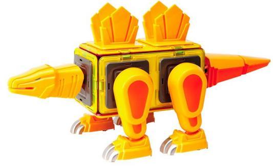 Магнитный конструктор MAGFORMERS 716001 Dino Tego set от 123.ru
