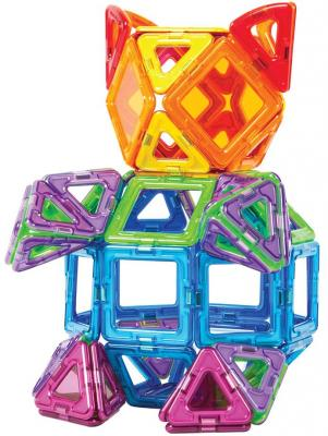 Магнитный конструктор Magformers Brain Master set 300 элементов 710011 от 123.ru