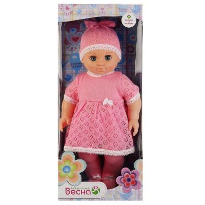 Кукла ВЕСНА В3018 Пупс 11 шапочки и чепчики jollein вязаная шапочка soft knit