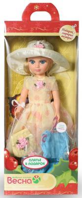 Кукла ВЕСНА НП1808/о Анастасия Лето с подарком кукла весна 35 см