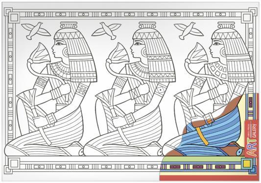 Набор для творчества АЙРИС-ПРЕСС 65534 АРТ.Египет (большой).