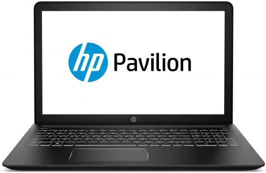 Ноутбук HP Pavilion Power 15-cb007ur 15.6 1920x1080 Intel Core i5-7300HQ 1ZA81EA