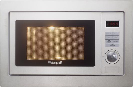 СВЧ Weissgauff HMT-555 900 Вт нержавеющая сталь