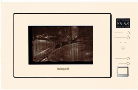 СВЧ Weissgauff HMT-553 900 Вт бежевый
