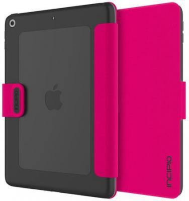 Чехол Incipio Clarion для iPad (2017). Материал пластик/TPU. Цвет розовый. автомагнитола clarion cz215e