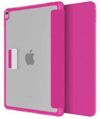 Чехол Incipio Octane Pure для iPad Pro 10.5. Материал пластик/TPU. Цвет прозрачный/розовый.