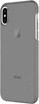 Накладка Incipio Feather Pure для iPhone X прозрачный серый IPH-1644-SMK lacywear smk 62 man