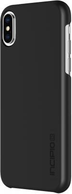 Накладка Incipio Feather для iPhone X чёрный IPH-1643-BLK