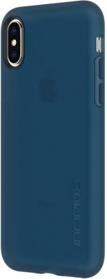 Накладка Incipio NGP для iPhone X синий IPH-1640-NVY накладка just mobile quattro air для iphone x синий pc 388bl