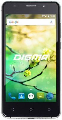 "Смартфон Digma Vox G500 3G черный 5"" 8 Гб Wi-Fi GPS 3G DGS-G500BK-428982"