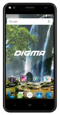 "Смартфон Digma Vox E502 4G черный 5"" 16 Гб Wi-Fi GPS 3G 4G DGS-E502BK-495884"