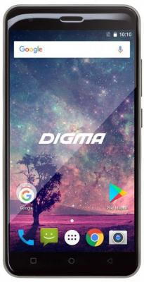 "Смартфон Digma Vox G501 4G черный 5"" 16 Гб LTE Wi-Fi GPS 3G 4G DGS-G501BK-485722"