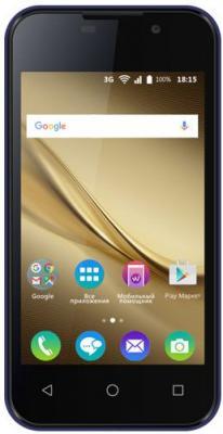 """Смартфон BQ BQ-4072 Strike Mini темно-серый 4"""" 8 Гб Wi-Fi GPS 3G BQS-4072-DGB"""