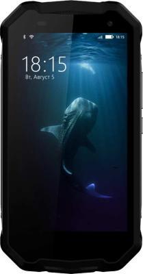 """Смартфон BQ BQ-5033 Shark черный 5"""" 8 Гб GPS Wi-Fi 3G"""