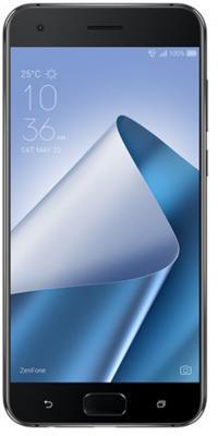 Смартфон ASUS ZenFone 4 Pro ZS551KL черный 5.5 64 Гб NFC LTE Wi-Fi GPS 3G 90AZ01G1-M00330
