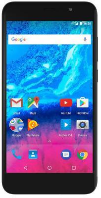 Смартфон ARCHOS Core 55 P черный 5.5 16 Гб LTE Wi-Fi GPS 3G 503421 смартфон archos core 50p черный 5 16 гб lte wi fi gps 3g 503417