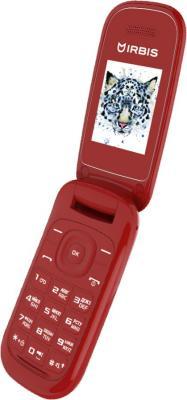 Мобильный телефон Irbis SF07 красный
