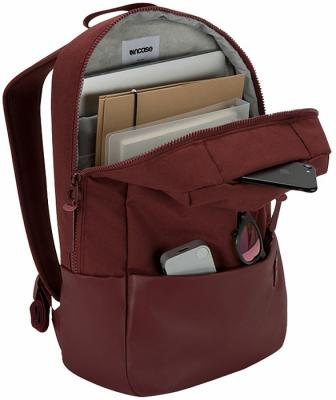 Рюкзак Incase Compass для ноутбуков 15. Материал полиэстер. Цвет темно-красный.