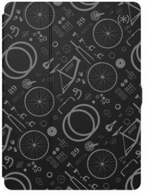 Чехол-книжка Speck Balance FOLIO для iPad Pro 10.5. Дизайн BikePart. Материал полиуретан/пластик. аксессуар чехол speck balance folio для ipad pro 10 5 purple pink 91905 7265