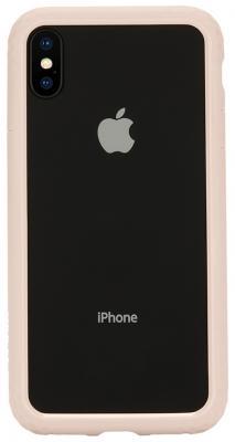 Бампер Incase Frame Case для iPhone X розовое золото INPH190376-RGD