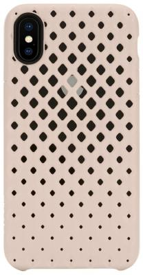 Накладка Incase Lite Case для iPhone X розовое золото INPH190377-RGD